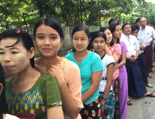 Seeing Beyond the Visible:  How Development Practitioners Should Think About Gender and Peacebuilding in Myanmar